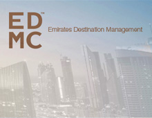 Emirates Destination Management Company Website