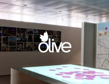 Olive Audiovisual Website